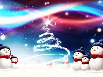 Free Christmas HD Wallpapers