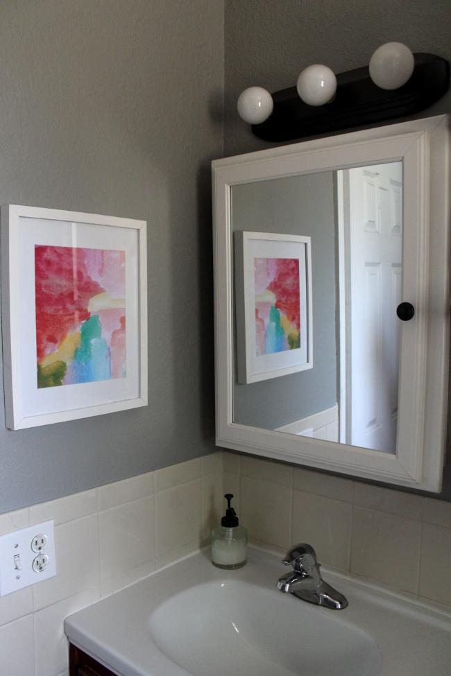 7-bathroom art