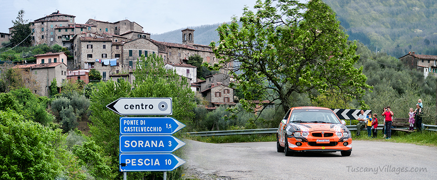 Motosport in the Valleriana