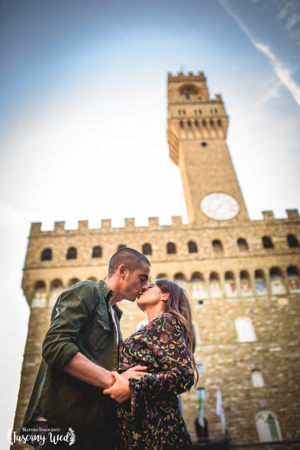 engagement florence tour
