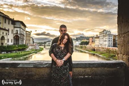 honeymoon tuscany