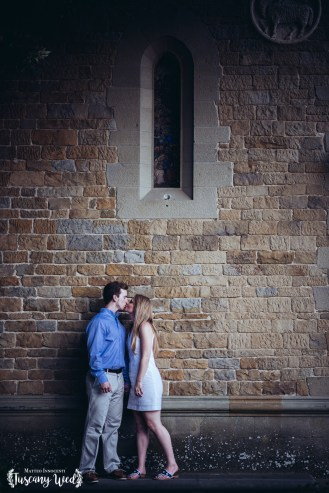 proposal in tuscany