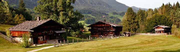 Museo de Granjas Tirolesas Kramsach