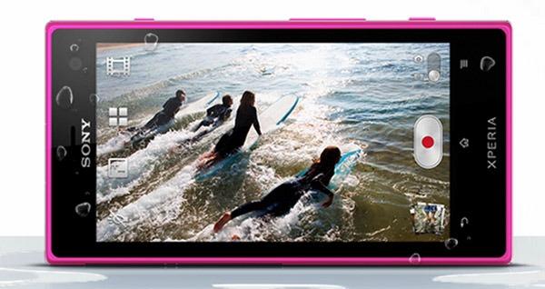 Sony Xperia™ acro S 07