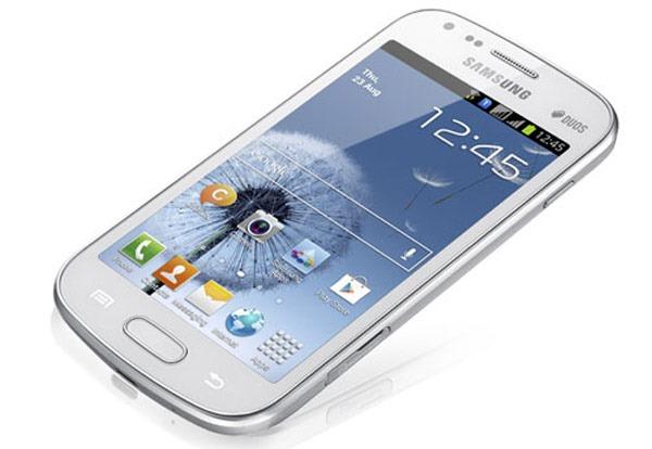 Samsung Galaxy™ S Duos 01
