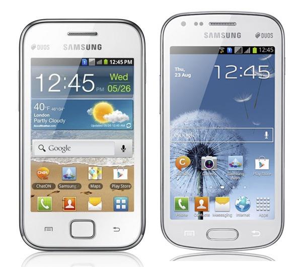 SamsungGalaxyACEduos vsSamsungGalaxySduos 01