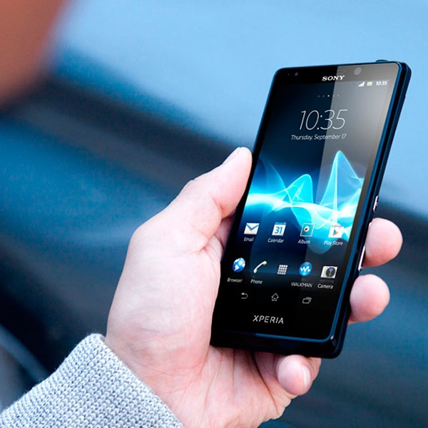Sony Xperia™ T 01