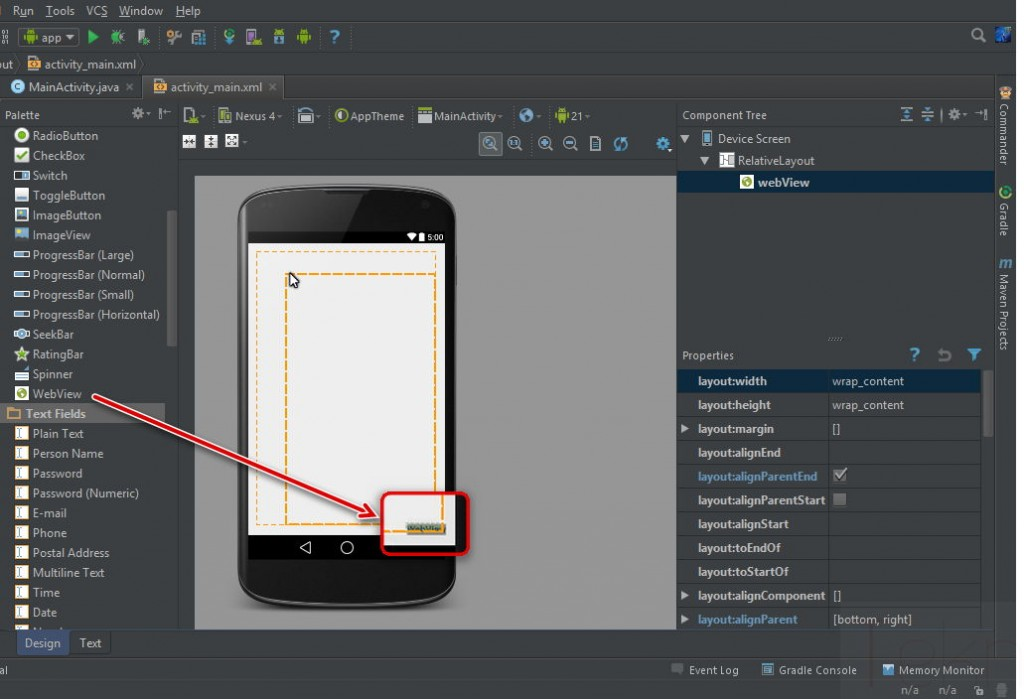 tutorial-palette-webview-android-studio-1024x699