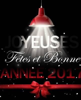 Réaliser une carte de vœux pour la fin d'année 2016