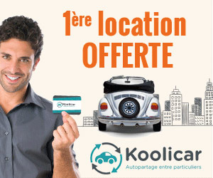Koolicar - 1ère location offerte