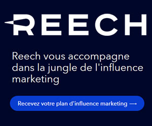 Reech : pour les influenceurs marketing du Web