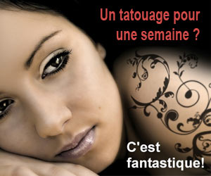 Tattoo For A Week : le plus grand choix de tatouages temporaires au monde