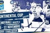 Qui Continental Cup: da domani le semifinali