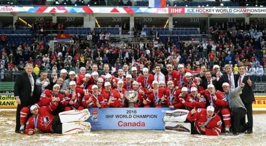 Qui Russia 2016: Canada campione del Mondo