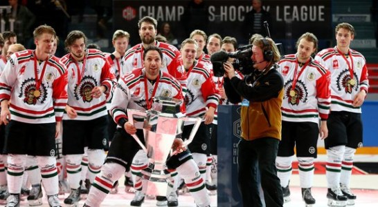 Champions Hockey League: questa sera le andate dei quarti