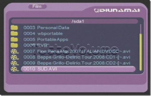 Decoder DVB-T miniscart Diunamai- Player