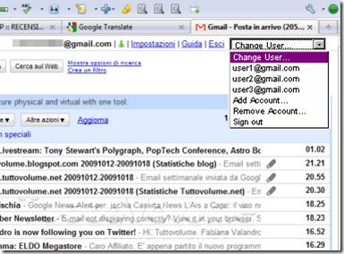 Google Account Multi-Login Userscript
