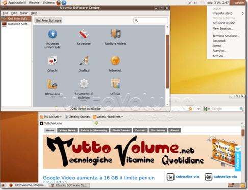 Ubuntu 9.10 beta