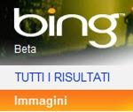 Bing ricerca immagini