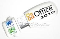 Office 2010 Drive USB