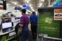 Windows 7 vendite