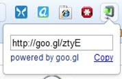 Google Short URL