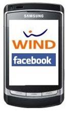 Wind Facebook SMS