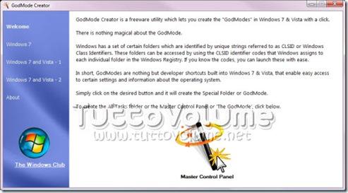GodMode Creator-Crea-Master-Control-Panel