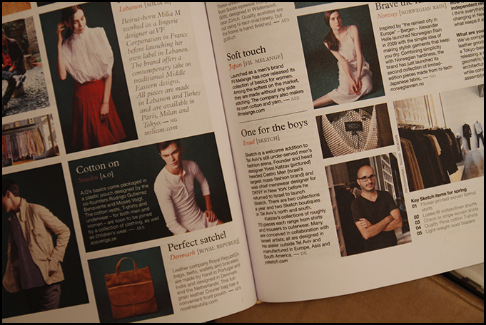 Monocle Magazines February and March 2011 10