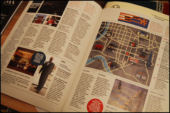 Monocle Magazines February and March 2011 2