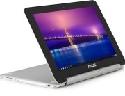 Open ASUS Chromebook 10 Silver