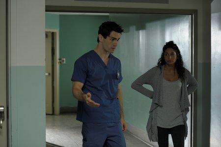 aidan and sally at hospital