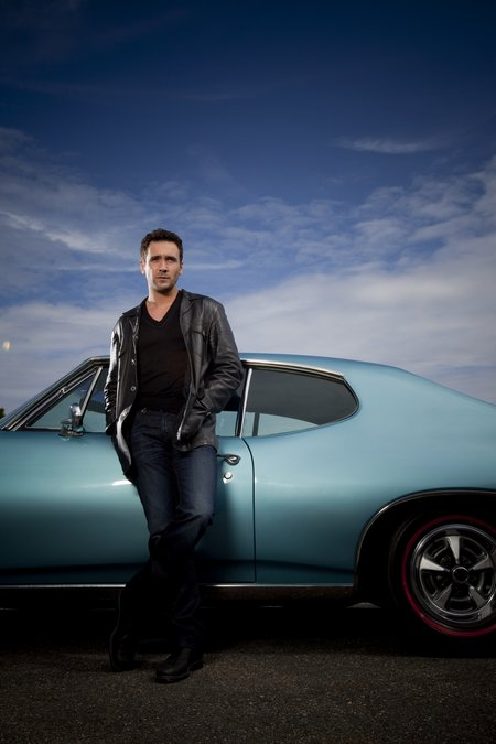 Allan Hawco is Jake Doyle in CBC's Republic of Doyle