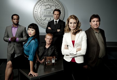 The Cast of CBC's new comedy InSecurity