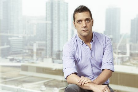 George Stroumboulopoulos HIRES