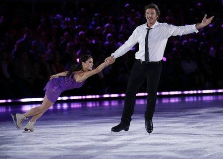 Marcy Hinzmann & Mike Krushelnyski 3