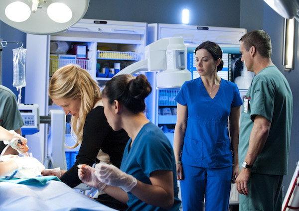 CTV's Saving Hope gets a two-night premiere week, on Monday and its regular timeslot of Thursday.