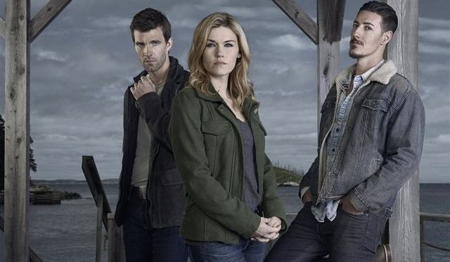 Haven continues on Showcase Thursday, a little behind the US airing. And the town thinks they have The Troubles?