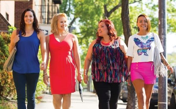 "Review: Mohawk Girls Find their ""Rez Balls"""