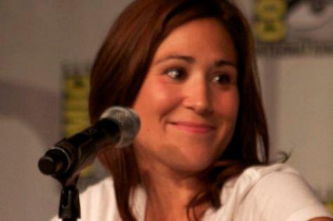 Showrunner Emily Andras