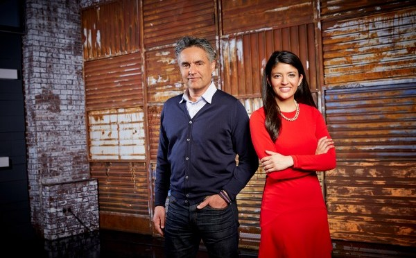Link: Former 'Dragons' Den' judge Bruce Croxon back on TV with 'The Disruptors'