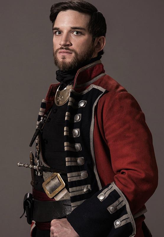 Evan Jonigkeit as Captain Chesterfield