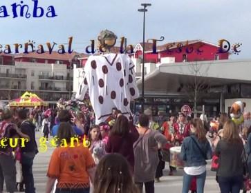 olinzamba carnaval la teste