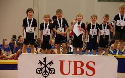 UBS Kids Cup Team Regionalfinal Burgdorf, 10.03.2019 (U10)