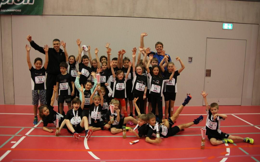 UBS Kids Cup Team Regionalfinal Burgdorf, 10.03.2019 (U12) –