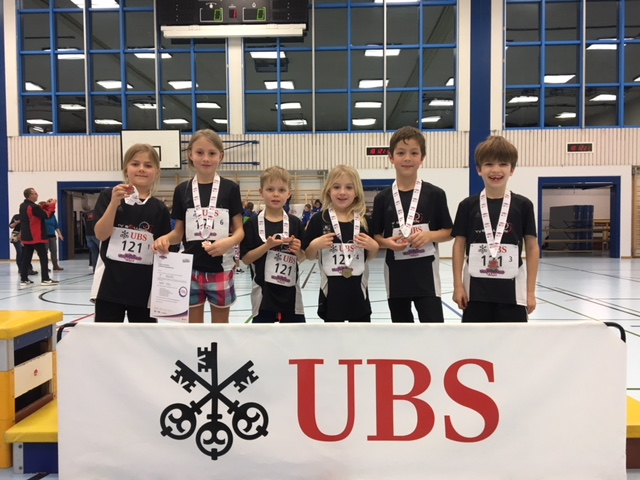 UBS Kids Cup Team in Thun – U10/U12, 21. Januar 2018