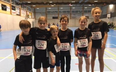 UBS Kids Cup Team Regionalfinal in Lyss – U10, 11. März 2018