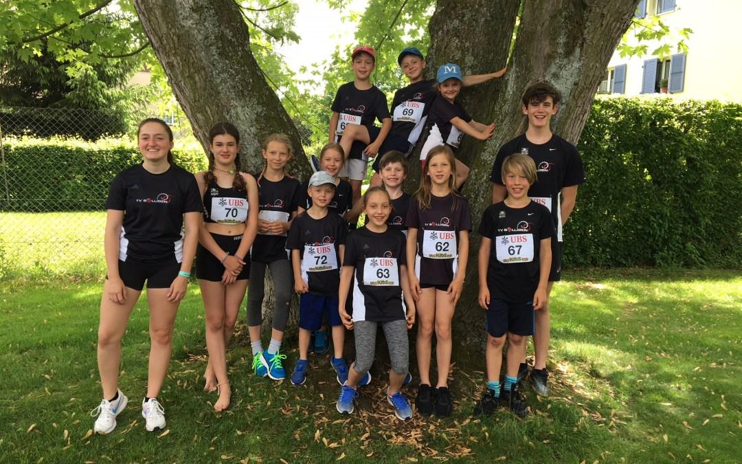 UBS Kids Cup in Ostermundigen, 26. Mai 2018