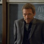 """HOUSE - Hugh Laurie as Dr. House in """"Games"""""""