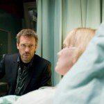 """HOUSE - Hugh Laurie as Dr. House and Janel Moloney in """"It's a Wonderful Lie"""""""